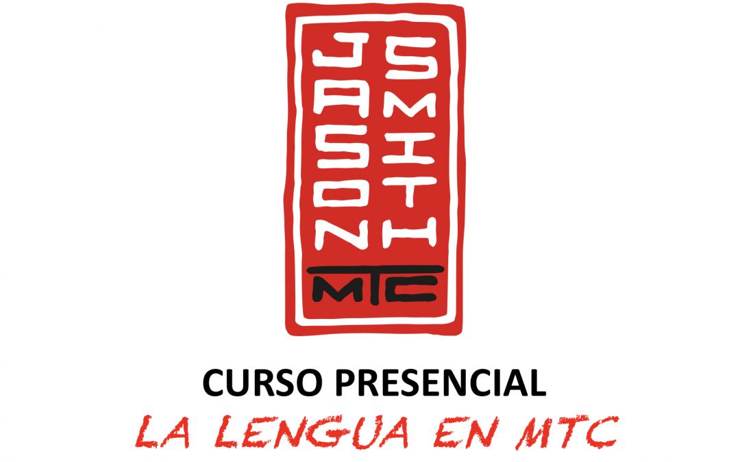 Curso de Lengua en acupuntura y MTC en Madrid