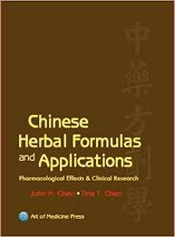 aplicaciones de las formulas herbales chinas