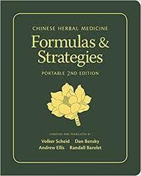 formulas y estrategias de la medicina herbal china